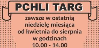 Pchli Targ o godzinę dłuższy już w ostatnią niedzielę kwietnia