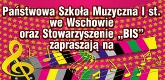 """Państwowa Szkoła Muzyczna zaprasza na koncert """"Polska muzyka filmowa w barwach jesieni"""""""