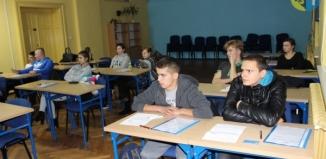 Rozpoczął się kurs prawa jazdy kat. B w ramach projektu współfinansowanego ze środków unijnych