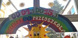 7 marca Drzwi Otwarte w Przedszkolu Samorządowym nr 5