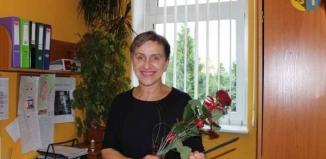 35-lecie pracy zawodowej Dyrektor Poradni