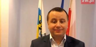 Życzenia noworoczne starosty powiatu wschowskiego