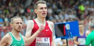 Sukces Piotra Drobnika podczas Mistrzostw Polski Seniorów w Lekkiej Atletyce