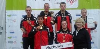 Lubuski Turniej Tenisa Stołowego Olimpiad Specjalnych w Krośnie Odrzańskim