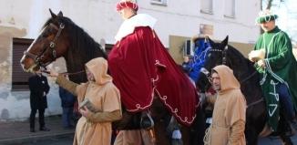 W Szlichtyngowej razem z królami podążali do małego Jezusa