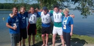 Złoty medal dla zawodnika SOSW we Wschowie