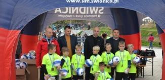 Dobre zawody Korony Wschowa na turnieju Silesian Cup w Świdnicy