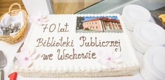 70 lat Biblioteki Publicznej Miasta i Gminy Wschowa