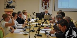 W poniedziałek sesja Rady Miejskiej w Sławie