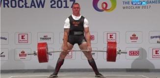 Krzysztof Wierzbicki absolutnym rekordzistą świata