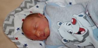 W Nowym Szpitalu urodził się Paweł