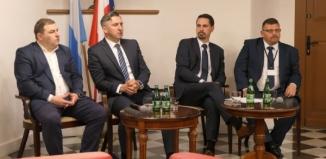 Drogi wojewódzkie tematem spotkania Rozmowy Wschowy