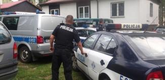 Policjanci ostrzegają przed drobnymi złodziejami
