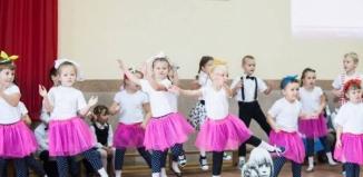 Jubileusz 70-lecia Samorządowego Przedszkola w Sławie