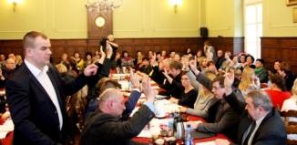 Sesja Rady Miejskiej we Wschowie