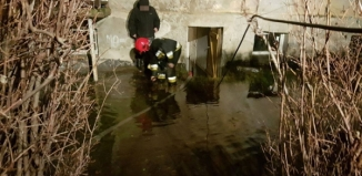 160 strażaków walczyło ze skutkami burzy