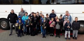 19 medali RONIN Klub Sportowy Judo