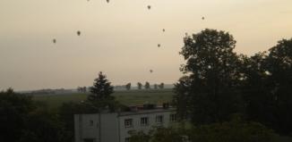 Balony nad Wschową
