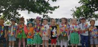 Hawajski Piknik Rodzinny