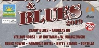 XIII Ogólnopolski Festiwal Bluesowy Las, Woda&Blues