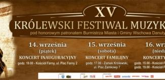 XV Królewski Festiwal Muzyki