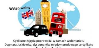 Angielski dla Dzieci. Wstęp wolny