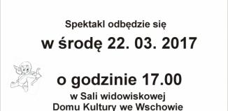 Szkolne Koło Teatralne z Gimnazjum nr 2 zaprasza na spektakl: Igraszki losu i miłości