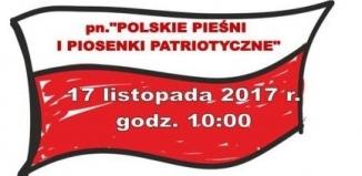 Gminny Przegląd Pieśni Patriotycznej
