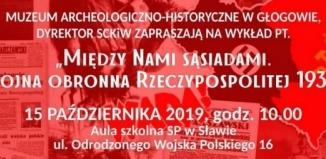 Między nami sąsiadami. Wojna obronna Rzeczypospolitej 1939