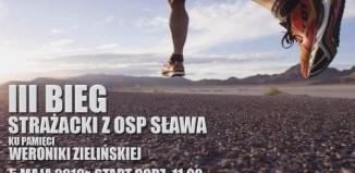III Bieg Strażacki z OSP Sława