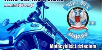Motocykliści dzieciom