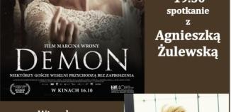 Spotkania z filmowcami: 18:00 - Film ,,Demon