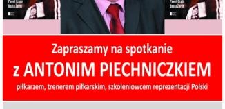 Spotkanie z Antonim Piechniczkiem