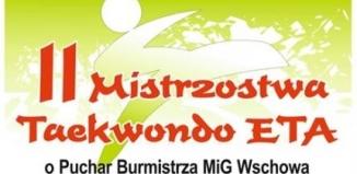 II Mistrzostwa Taekwondo ETA