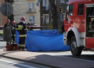 Tragiczny wypadek we Wschowie