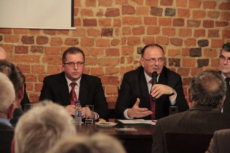 Spotkanie wyborcze kandydatów Polskiego Stronnictwa Ludowego
