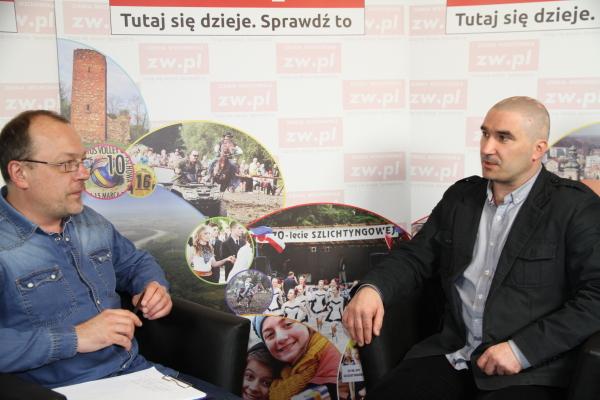 Tomasz Stasiak inicjatorem referendum lokalnego