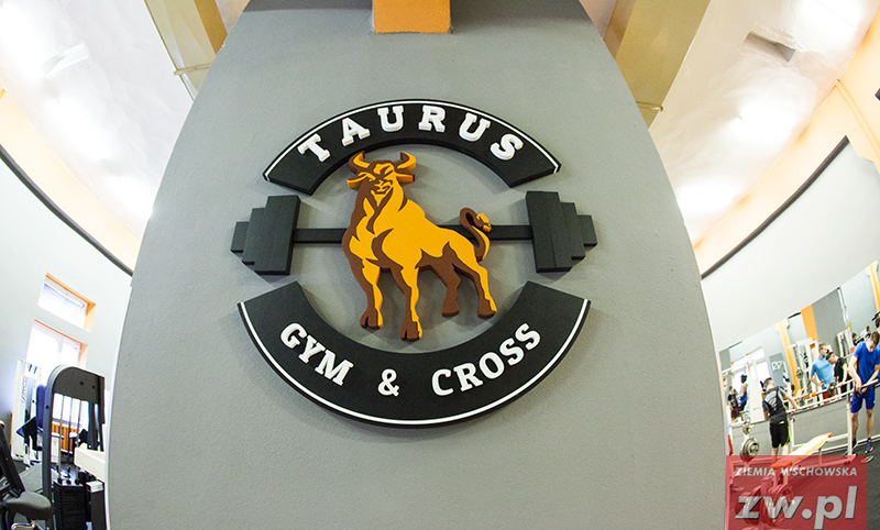 Siłownia Taurus Gym-Fitness-Cross otwarta